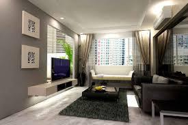 living room minimalist Modern Small Living Room Interior Design