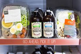 Healthy Vending Machine Companies Extraordinary Reinventing The Vending Machine With Healthy Local Food