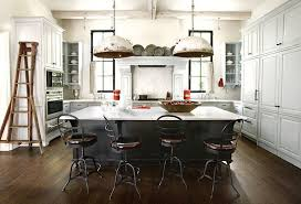 industrial lighting diy. modren lighting designs ideaswhite kitchen with diy industrial penant lights and vintage  stools also dark island in lighting
