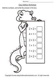 8. free printable math addition worksheets for kindergarten ...