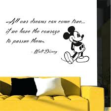 disney wall decals wall decals best of mickey mouse wall stickers for kids rooms custom name