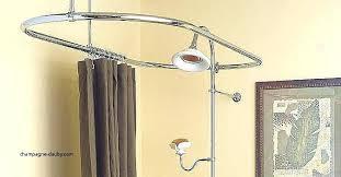 wonderful circular shower curtain rod circular shower curtain rail curved shower curtain rail for corner bath best of oval shower curtain circular shower
