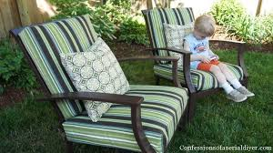 Latest DIY Outdoor Seat Cushions Sew Easy Outdoor Cushion Covers