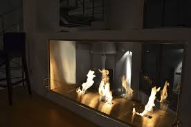 bioethanol fireplace insert double sided 1800db by marc philipp veenendaal ecosmart fire