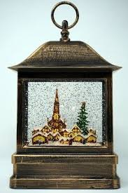 Led Laterne Gross Weihnachtschor Timer 230v