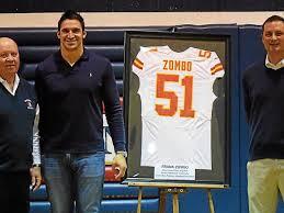 Former Stevenson star Frank Zombo must 'earn my spot' to stay in ...