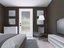 full lite pearl textured glass door