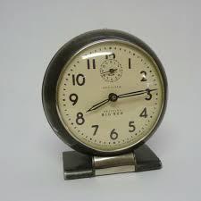 vintage 1930 s westclox big ben wind up art deco loud alarm clock canada nice