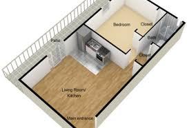 1 bedroom basement apartment floor plans. excellent small 1 bedroom apartment layout pertaining to basement floor plans