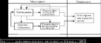 Геоэкологический мониторинг Реферат страница  В концепции И П Герасимова Герасимов 1975 1985 мониторинг это система наблюдений и контроля за состоянием окружающей среды с целью рационального