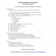 Cad Drafter Resume Example Stunningtural Drafter Resume Template Sample Objective Stunning 45