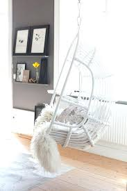 Hanging Chair For Room Cool Hanging Chairs For Bedrooms Ideas