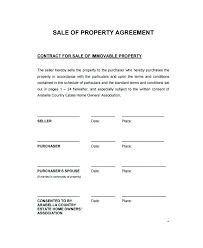Sale Agreement Forms Sample Purchase Agreement Forms Free Documents In Word Sale