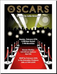 Design Party Invitations Red Carpet Birthday Party Invitations Hollywood Party