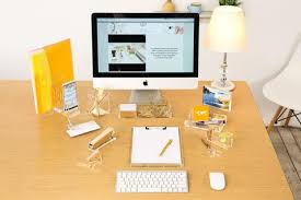 clear office. Clear Office. Delighful Office Draymond Story Acrylic And Gold Supplies Bundle U2013 Magnetic T