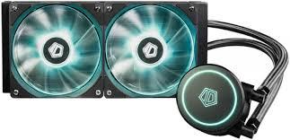 Система <b>охлаждения</b> жидкостная <b>ID</b>-<b>Cooling AURAFLOW</b> X 240 ...