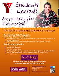 Summer Seasonal Jobs Summer Jobs Service
