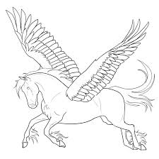 Small Picture Printable pegasus coloring pages ColoringStar