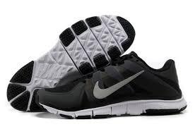 nike training shoes. mens nike free trainer 5.0 v3 black white training shoes
