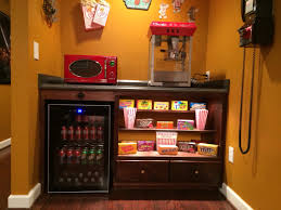 Home Theater Cabinet Fan Our Home Theaters Concession Stand Home Theater Pinterest
