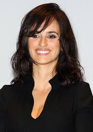 Penelope Cruz Takes Her Latest Movie to Another Film Festival - Penelope-Cruz-smiled-Turin