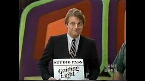 Guiding Light Opening 1983 The Price Is Right June 28 1983 Salute To Cbs Soaps Guiding Light