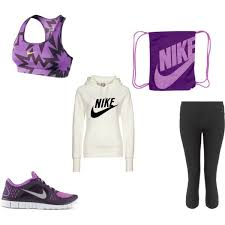 nike outfits. active day- nike athletic outfit outfits b