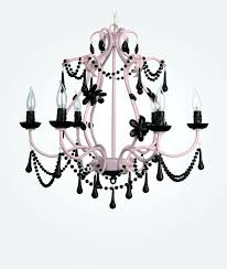 pink and black chandelier with black crystals chandelier pink and black chandelier bedding