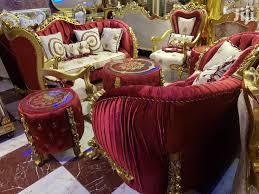 royal sofa chair red in ojo furniture