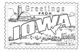 Small Picture Iowa State Rose Coloring Coloring Pages