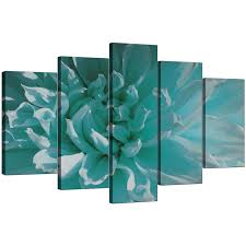 blue flower canvas art on canvas wall art blue flowers with blue flower canvas art properimage