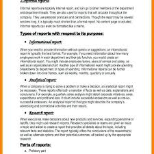 informal memo template informal analytical report example informal report writing format