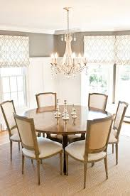 dining room with board and batten