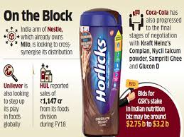 Coke Nestle For Second Round In Horlicks Race The