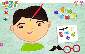 face painting fun for kids