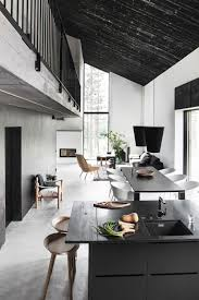 These Black and White Rooms Will Never Go Out of Style | Interiors ...