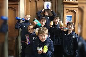 Student donations support foodbank - Stamford Endowed Schools