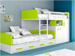 bunk bed with storage for kids