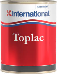 International Toplac Colour Chart Toplac Topside Paint International