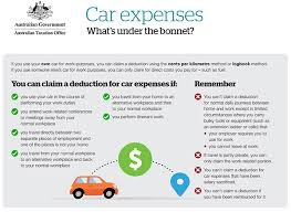 claim your work car expenses