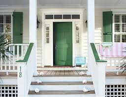 green front doorFront Entrance Paint Ideas and Inspiration  Benjamin Moore