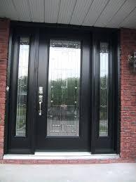 Best Fiberglass Entry Doors Wood Look Vs Steel Exterior Houston ...
