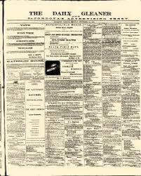 Kingston Gleaner Newspaper Archives Sep 22 1884 P 1
