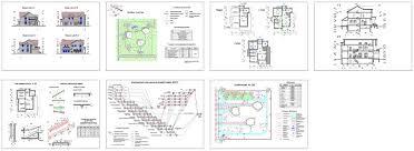 Дипломный проект на тему Строительство коттеджа Проекты домов чертёжи мансарды
