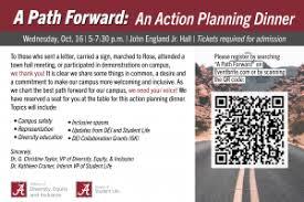 John G Hall Chart A Path Forward An Action Planning Dinner University Programs