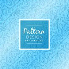 Blue Pattern Background Awesome Pattern Blue Free Vector Art 48 Free Downloads