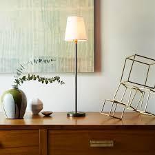 arc mid century table lamp tall