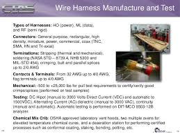 craig technologies aerospace and defense manufacturing center overview Aerospace Wire Harness Manufacturers 18 c06 a company 18 wire harness manufacture aerospace wire harness manufacturers jobs