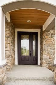 front door with glass. glass door insert front with