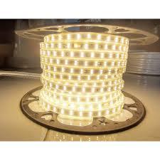 5 Met Đèn Led Dây Đôi Màu Vàng 2835 Trang Trí Hắt Trần, Quấn Cây - Led Dây  Màu Vàng (mua 20m tặng bộ nguồn) - Đèn trang trí